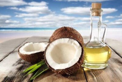 Sticker coconuts