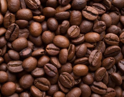 Sticker Coffee beans
