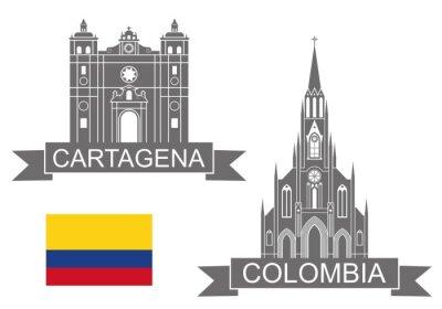 Sticker Colombia