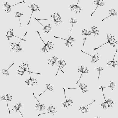 Sticker dandelion