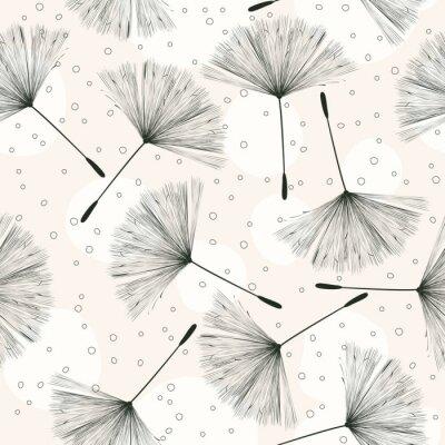 Sticker Dandelion fly