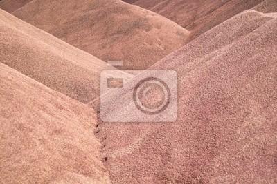 dune de pouzolane red
