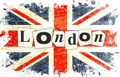English flag london