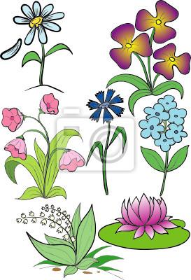 Sticker Flowers
