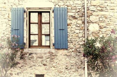 Sticker French Window