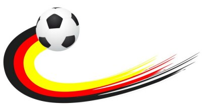 Sticker Fussball - Deutschland