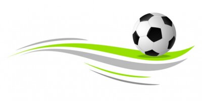 Sticker fussball - soccer - 147