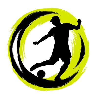 Sticker Fussball - Soccer - 196