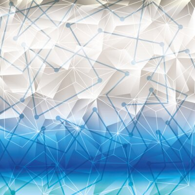 Sticker Geometry wallpaper or background