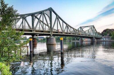 Sticker Glienicker Brücke Potsdam/Berlin