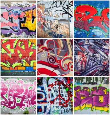 Sticker Graffitis