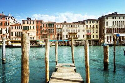 Sticker Grand Canal, Venice, Italy