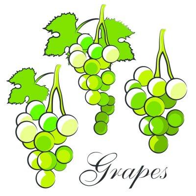Sticker Grapes