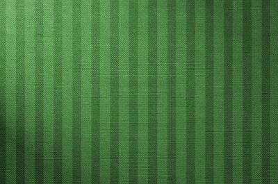 Sticker green striped paper texture