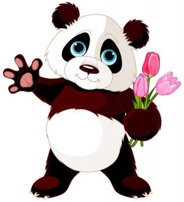 Sticker Happy Panda