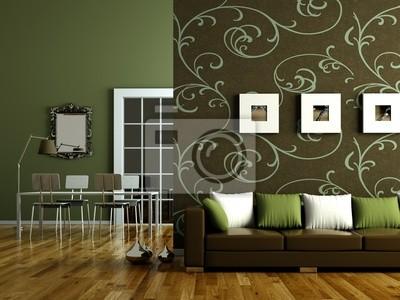Sticker Home design - Green Living