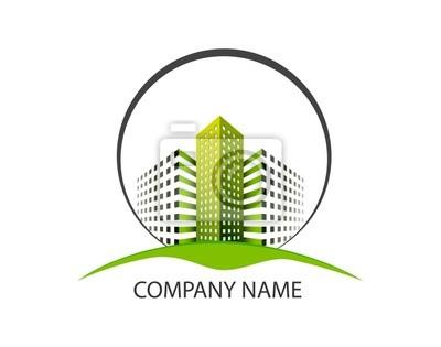 immobilier vert logo