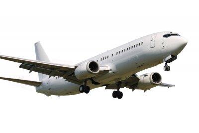 Sticker Landing plane