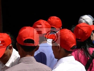 le club des casquettes rouges
