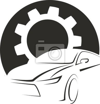 Logo Icon auto mechanic