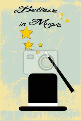 Sticker magic