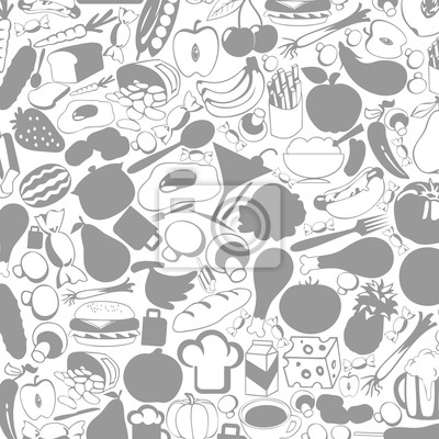 Meal a background