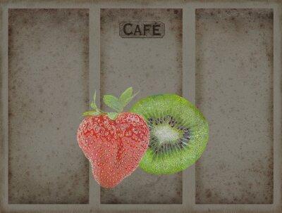 Sticker Menu background