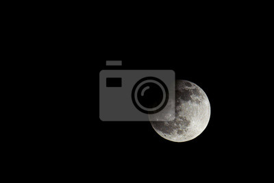 Sticker Mond