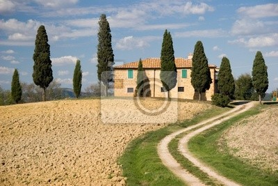 montepulciano typical real estate