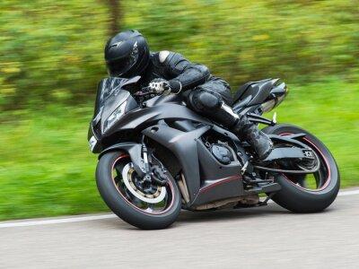 Sticker Motorbike racing