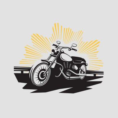 Sticker Motorcycle label