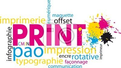mots print