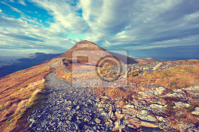 Sticker Mountain Trail