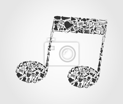 Musical note3