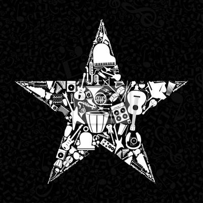 Musical star3