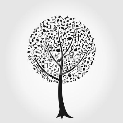 Musical tree6