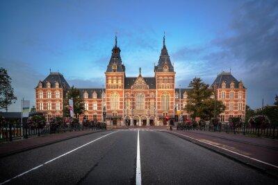 Sticker National Museum Amsterdam