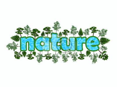 Sticker Nature