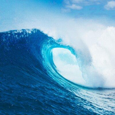Sticker Ocean Wave