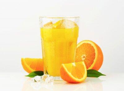 Sticker Orange juice