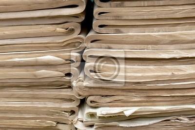 papier journeaux chinois