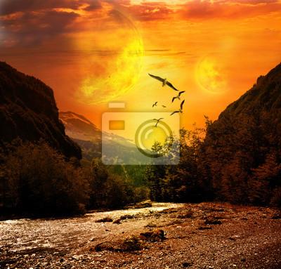 phantastic landscape