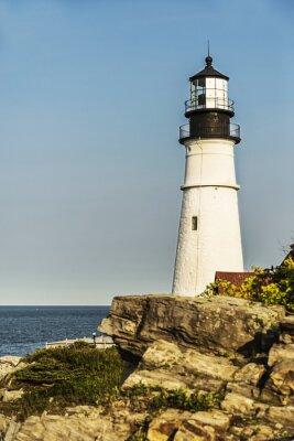 Sticker Portland Head Lighthouse