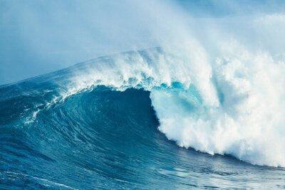 Sticker Powerful Ocean Wave