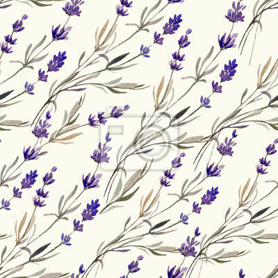 Sticker Provence lavender decor4