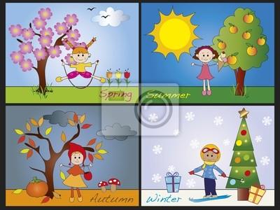 Sticker Seasons