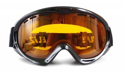 Sticker Ski goggles