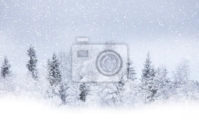 Sticker Snowing