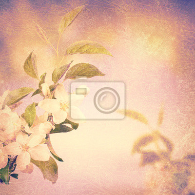 Spring flowers background_11