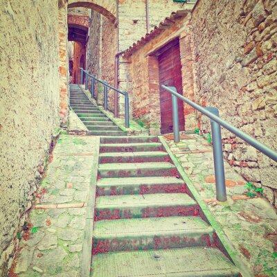 Sticker Staircase
